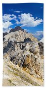 Dolomiti - Costabella Mount Beach Towel