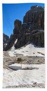 Dolomiti - Pisciadu Peak Beach Towel