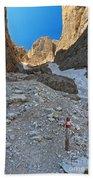 Dolomiti - Val Setus Beach Towel