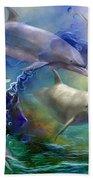 Dolphin Dream Beach Towel