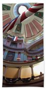 Dome Of The Old Courthouse Beach Towel