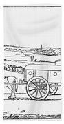 Dominique-jean Larrey Beach Towel