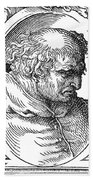 Donato Bramante (1444-1514) Beach Towel