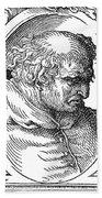 Donato Bramante (1444-1514) Beach Sheet