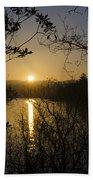 Donegal Morning - Lough Eske Beach Towel