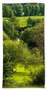 Donnington Grove Newbury Beach Towel