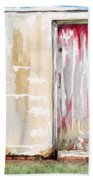 Door Series - Door 1 Beach Towel
