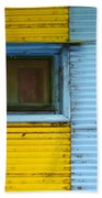 Doors And Windows Buenos Aires 15 Beach Towel