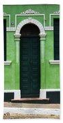 Doors And Wndows Lencois Brazil 7 Beach Towel