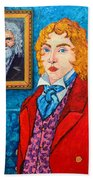 Dorian Gray Beach Towel