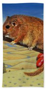 Dormouse Number Two, 1994 Beach Towel