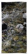 Down The River Beach Towel