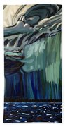 Downburst Beach Towel
