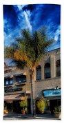 Downtown Ventura Beach Towel