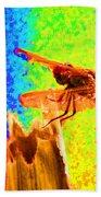 Dragon Fly- Creative Beach Towel