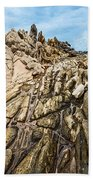 Dragon's Teeth Beach Towel