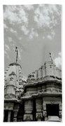 The Jain Temples Beach Towel