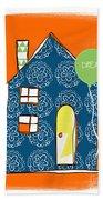Dream House Beach Towel