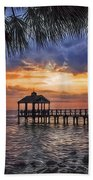 Dream Pier Beach Towel
