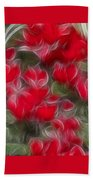 Dream Red 5232 Beach Towel