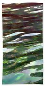 Dreaming On The Water Beach Towel