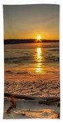 Dreaming Star Beach Towel