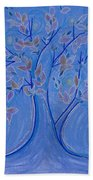 Dreaming Tree By Jrr Beach Towel