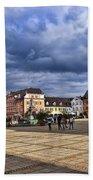 Dreienigkeitskirche Ludwigsburg Beach Towel