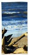 Drifted Beach Towel