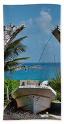 Dry Dock Beach Towel