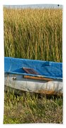 Dry Docked Beach Towel