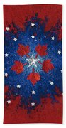 Dual Citizenship 2 Beach Towel by First Star Art