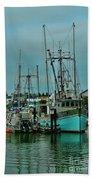 Duashala Fishing Boat Hdrbt4247-13 Beach Towel