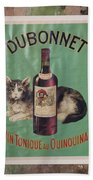 Dubonnet Wine Tonic Dsc05585 Beach Towel