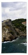 Dubrovnik In Focus Beach Towel
