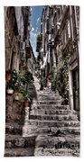 Dubrovnik Streets 6 Beach Towel