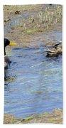 Ducks Unlimited Beach Towel