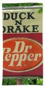 Duckter Pepper Beach Towel