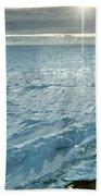Due South 1.30am Ross Sea Beach Towel