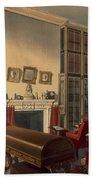 Dukes Own Room, Apsley House, By T. Boys Beach Sheet