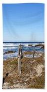 Dune Grass Beach Towel by Barbara Snyder