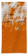 Dune Grasses Beach Towel