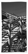 Dune Steps 04 Beach Towel