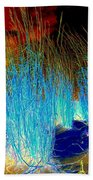 Dunes At Dusk Beach Towel