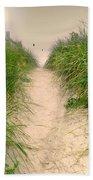Dunes Catch Light Beach Towel