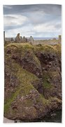Dunnottar Castle Beach Towel