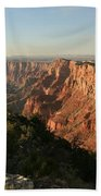 Dusk At The Canyon Beach Towel