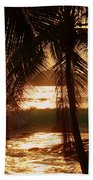 Dusk Beach Sheet