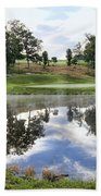 Eagle Knoll Golf Club - Hole Six Beach Towel