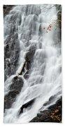 Eagle River Falls Beach Towel